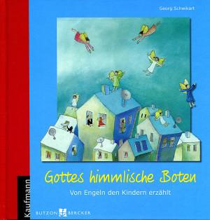 Enkelgeschichten für Kinder,von Yvonne Hoppe-Engbring, Illustration&Gestaltung