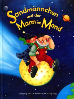 Gutenachtgeschichte,Sandmännchengeschichte für Kinder,von Yvonne Hoppe-Engbring, Illustration&Gestaltung