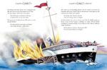 John Maynard, Ballade,Yvonne Hoppe-Engbring, Illustration&Gestaltung