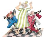 Leonce und Lena,Yvonne Hoppe-Engbring, Illustration&Gestaltung